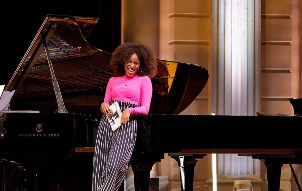 Klapstuk: pianiste Yang Yang Cai