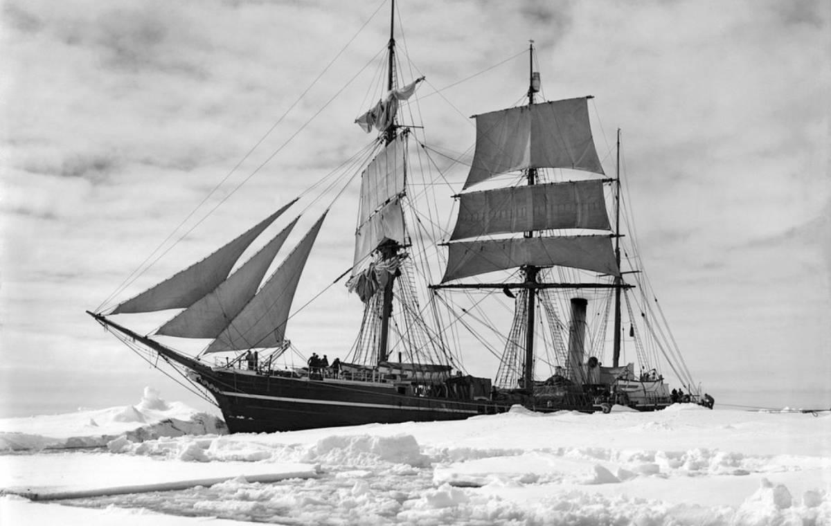 Hugo de Groot bespreekt... Sinfonia Antartica