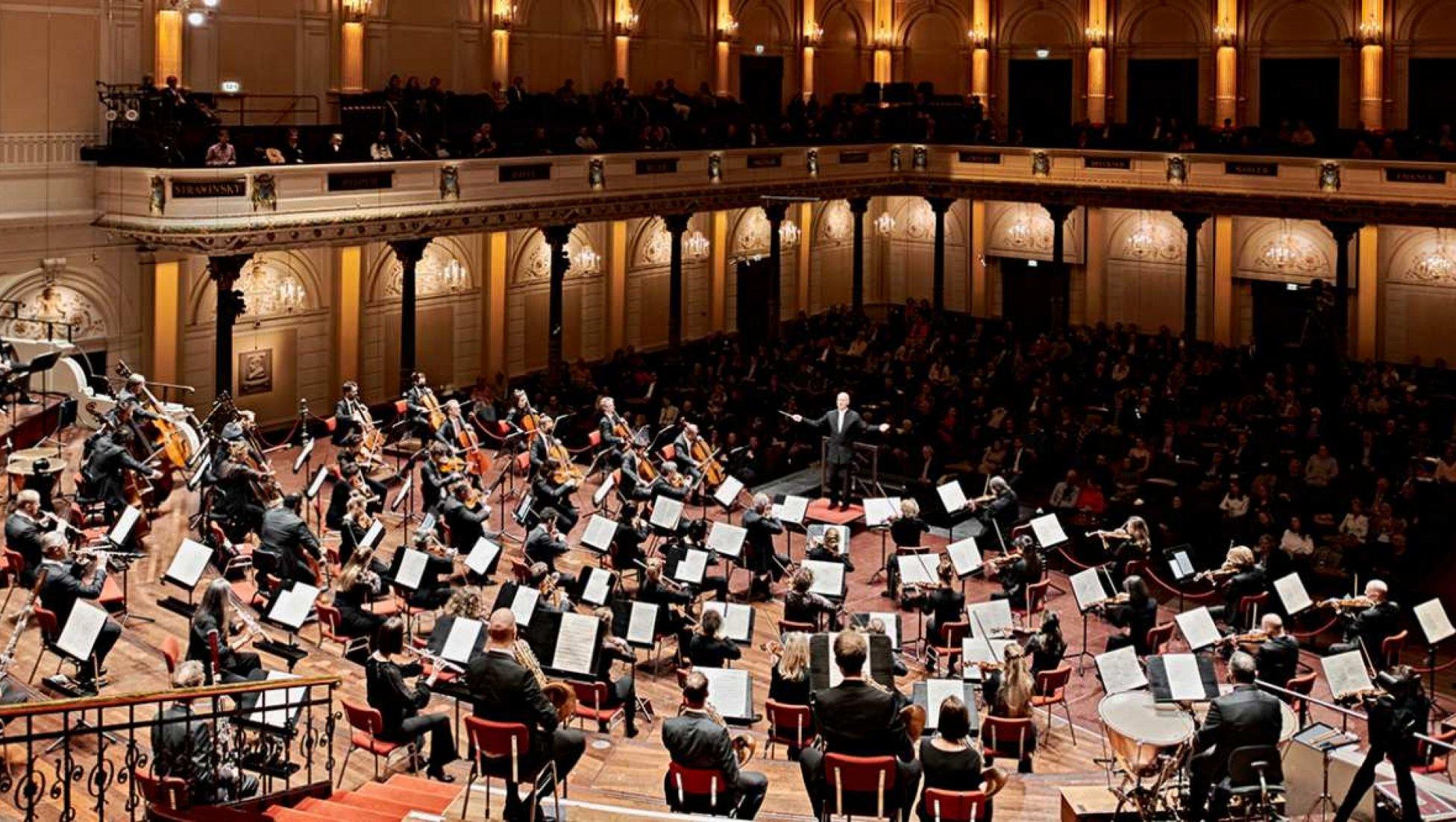 Het Concertgebouworkest 400 jaar na Sweelinck