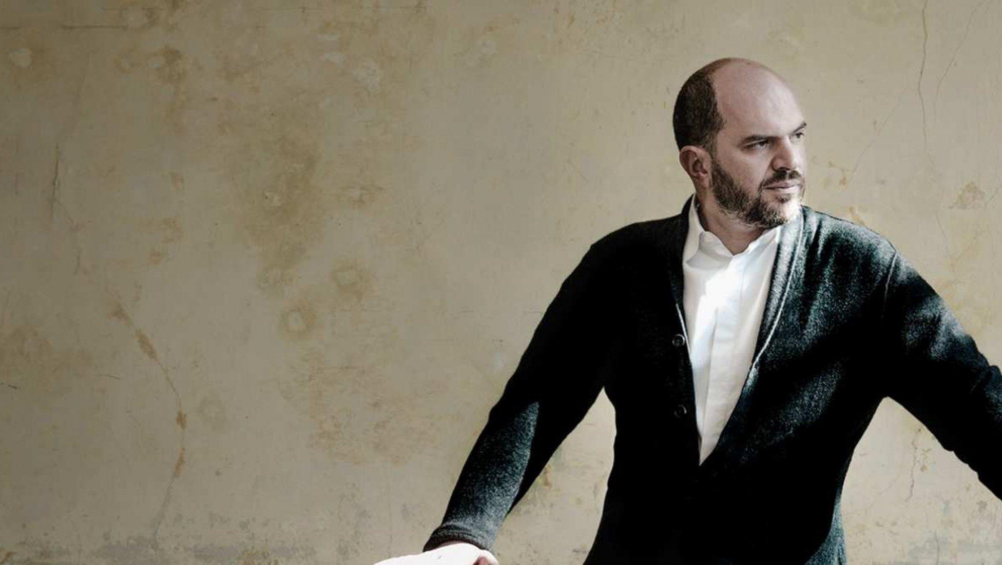 Kirill Gerstein soleert bij het Concertgebouworkest