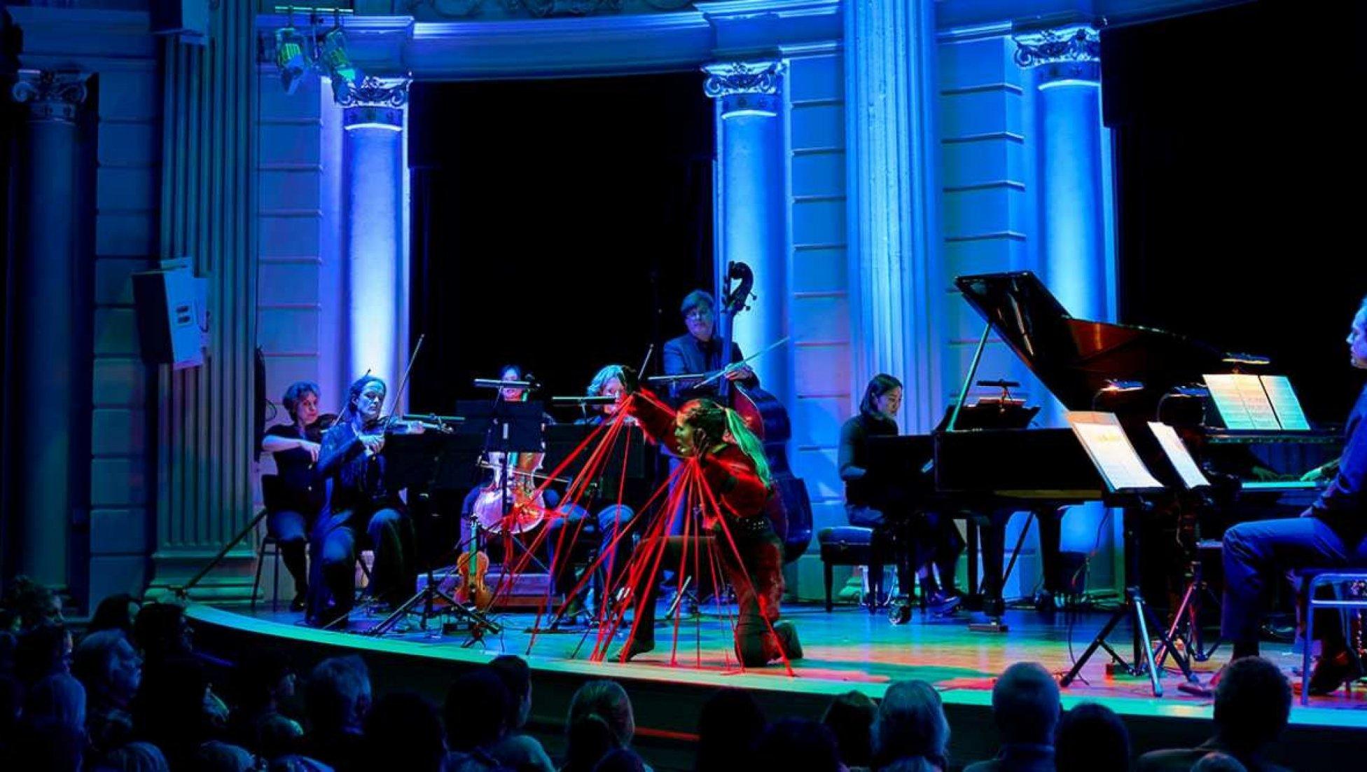 Familieconcert Concertgebouworkest: Tarantula en de dans der dieren (6+)